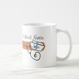 Unique School Nurse Gifts Coffee Mug
