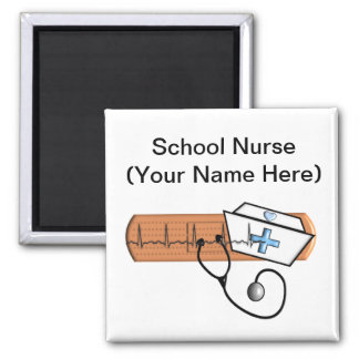 Unique School Nurse Gifts Magnet