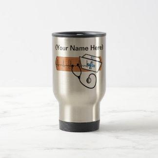 Unique School Nurse Gifts Travel Mug