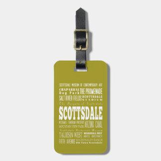 Unique Scottsdale, Arizona Gift Idea Luggage Tags