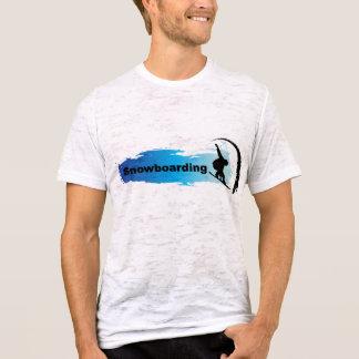 Unique Snowboarding T-Shirt