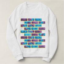 Unique Space bricks Sweatshirt