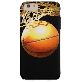 Unique Special Basketball iPhone 6 Plus Case