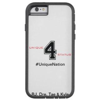 UNIQUE STATUS 4 iPhone 6 case
