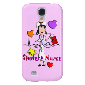 Unique Student Nurse Gifts 3D Graphics Galaxy S4 Cover