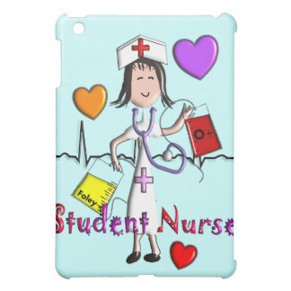Unique Student Nurse Gifts 3D Graphics Cover For The iPad Mini
