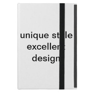 unique style powiscase cover for iPad mini