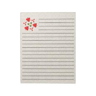 Unique Stylish Pattern Notepad