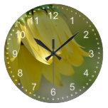 Unique Sunflower Clocks
