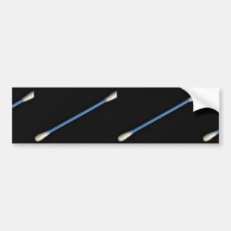 Unique Swab Bumper Sticker