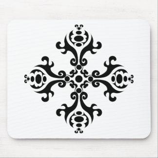 Unique Tattoo Tribal Design Mousepad