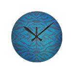 Unique Texture Design Clock