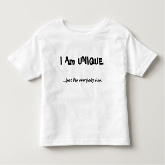 Unique Toddler T-shirt
