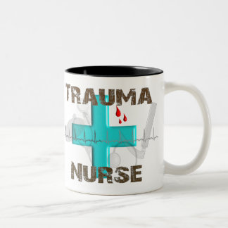 Unique Trauma Nurse T-Shirts and Gifts Coffee Mug