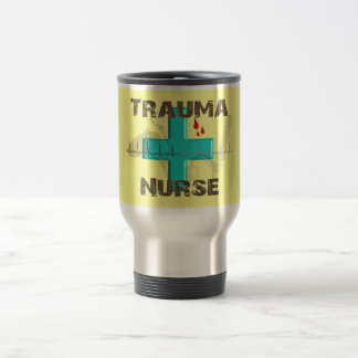 Unique Trauma Nurse T-Shirts and Gifts Travel Mug