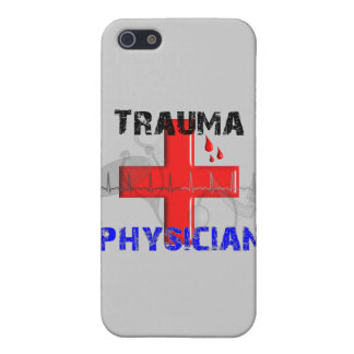 Unique Trauma Physician T-Shirts and Gifts iPhone 5/5S Case