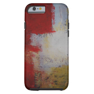 Unique Trendy Modern Abstract Tough iPhone 6 Case
