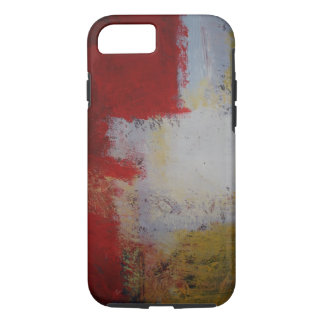 Unique Trendy Modern Abstract Tough iPhone 7 Case