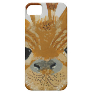 Unique Trendy Modern Eye Catching design Giraffe iPhone SE/5/5s Case