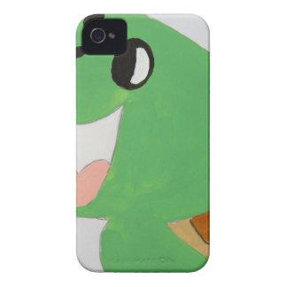 Unique Trendy Modern Eye Catching design iPhone 4 Case-Mate Case