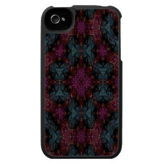 Unique trendy pattern iPhone 4 case