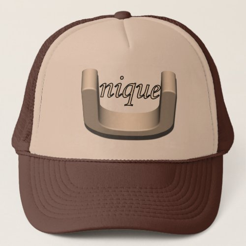 Unique Trucker Hat