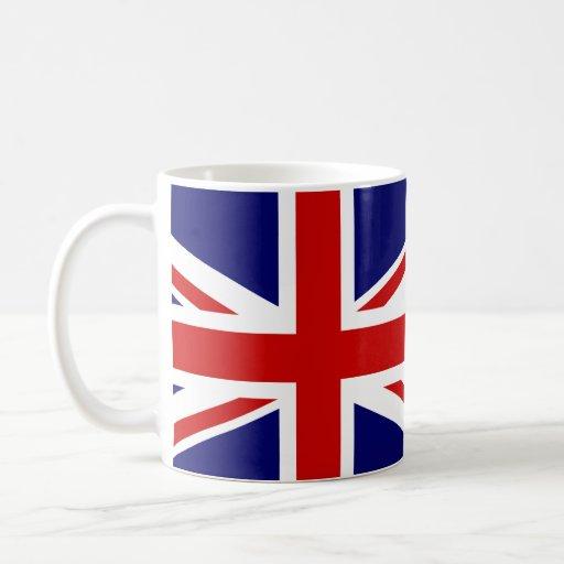 Unique union jack coffee cup design mugs zazzle for Coffee mugs unique design