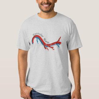 Unique Vascular Nurse Gifts T-shirts
