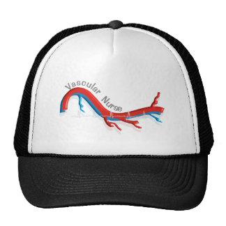 Unique Vascular Nurse Gifts Trucker Hat