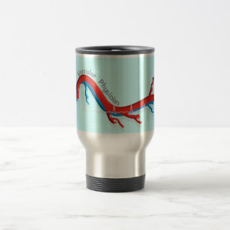 Unique Vascular Physician Gifts Travel Mug