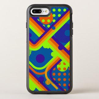 Unique Vector Pattern OtterBox Symmetry iPhone 8 Plus/7 Plus Case