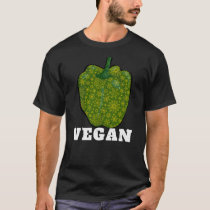 Unique Vegan Design T-Shirt