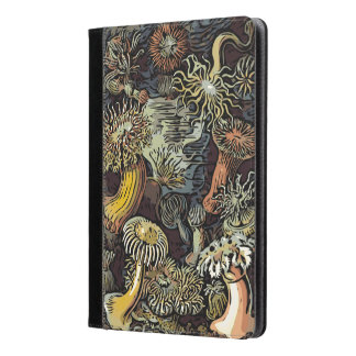 Unique Vintage Abstract Flowers iPad Air Case