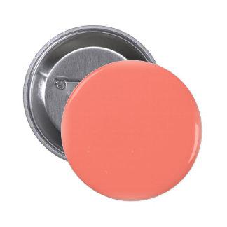 Unique Vintage Background. Retro Style Pink Color 2 Inch Round Button