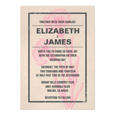 The Most Beautiful Wedding Invitations RSVP Cards And Much More Unique Vintage Wedding