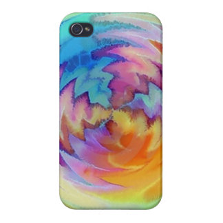 Unique Watercolor iPhone 4 Case