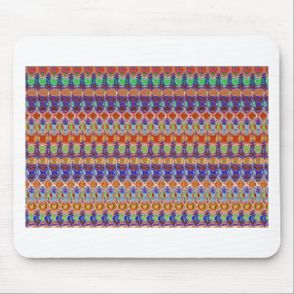 Unique Wave Pattern Lowprice  Party Giveaway gifts Mouse Pad