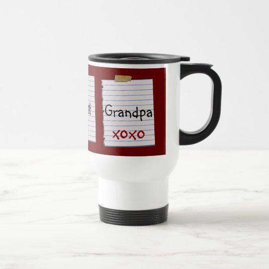 Unique World's Best Grandpa Mug