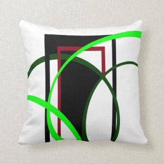 uniquely design throw pillow