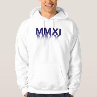 Unisex Adult New Year, Roman Numeral Sweatshirt
