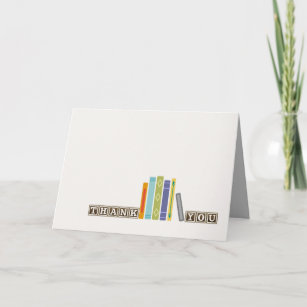 blank thank you cards zazzle