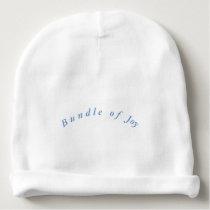 Unisex Bundle of Joy Baby Beanie