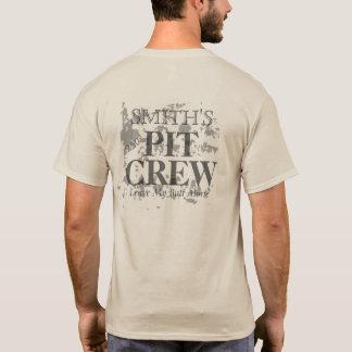 Unisex Customizable 250º Pit Crew T-Shirt
