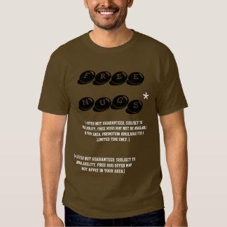 Unisex Free Hugs T Shirt
