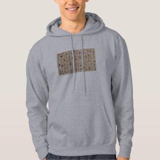 Unisex Hoodie Sweatshirt Matzo (Choose Color!)