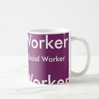 Unisex Social Worker Mug