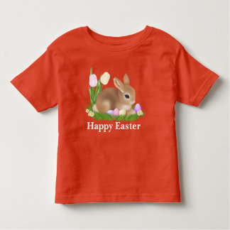 Unisex Toddler kids Easter Bunny t-shirt