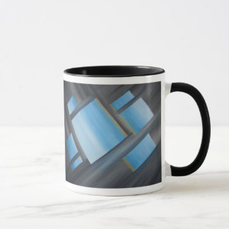Unísono simétrico - taza