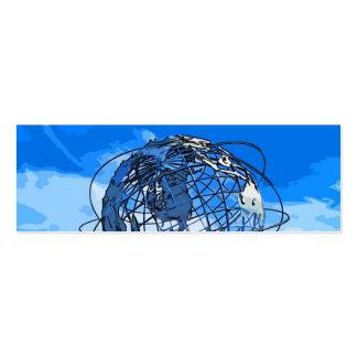 Unisphere Geocaching Signature / Calling Card Business Cards