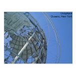 Unisphere Postcards